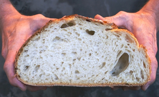 Post image for Holey Sourdough!
