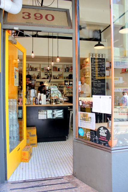 Naked Espresso Bar, Melbourne CBD by Big Fil - Eat and Be