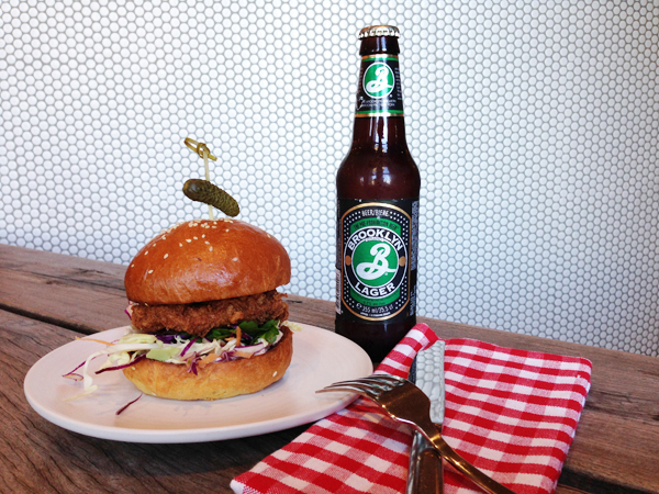 Post image for Joe's Fried Chicken Burger Recipe
