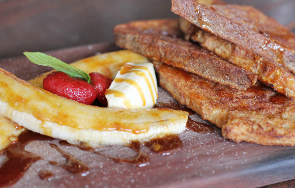 Breakfast at The Butcher's Block, Wahroonga - Brasserie Bread