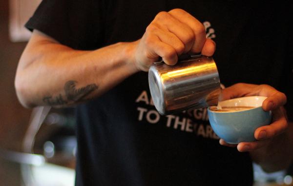 Post image for Blue Bird Coffee, Sydney CBD
