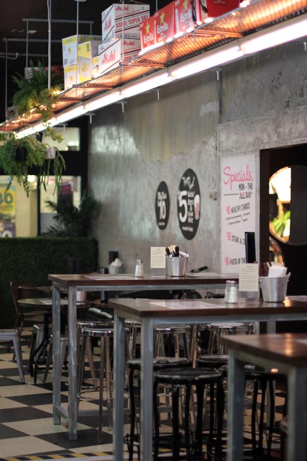 Little Rumour Bar Kitchen Sydney CBD Brasserie Bread