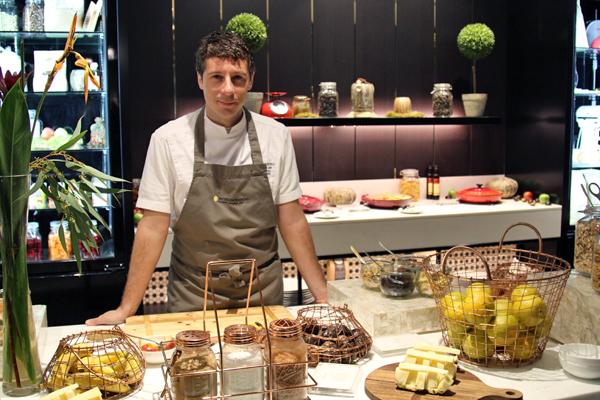 Intercontinental Hotel Sydney Double Bay Brasserie Bread