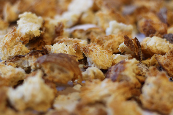 Post image for Crunchy Crouton Recipe