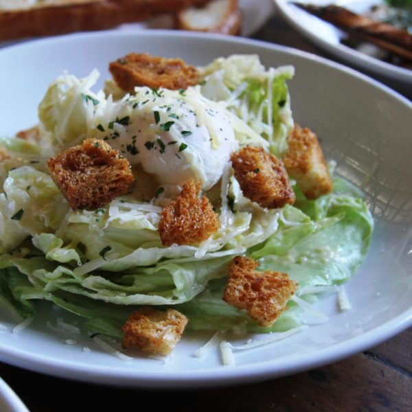 Post image for Iceberg Salad with Zuni Dressing Recipe