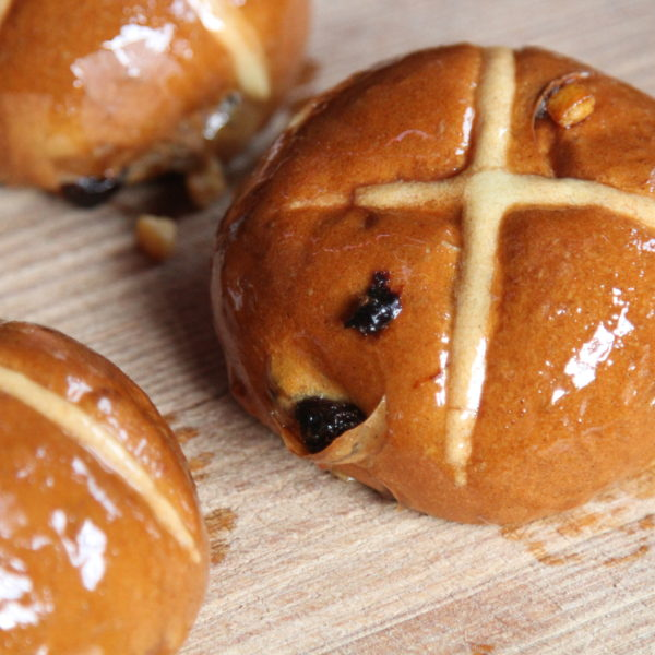 Post image for Hot Cross Buns