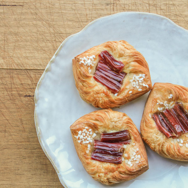 Post image for Rhubarb Danish