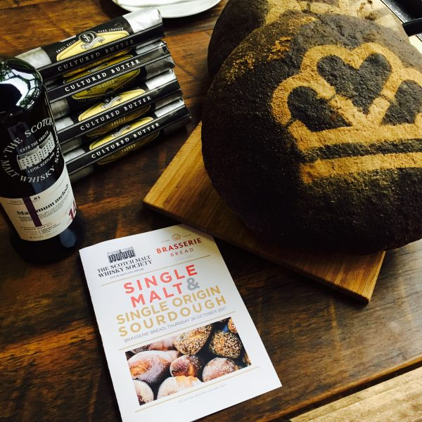 Post image for Bread & Whisky: An Unlikely Perfect Pairing