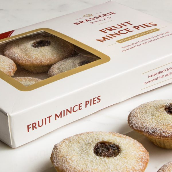 Post image for BRASSERIE BREAD FRUIT MINCE PIES: THE BEST KIND OF TRADITION