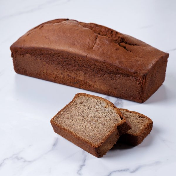 Post image for Spelt & Honey Banana Bread