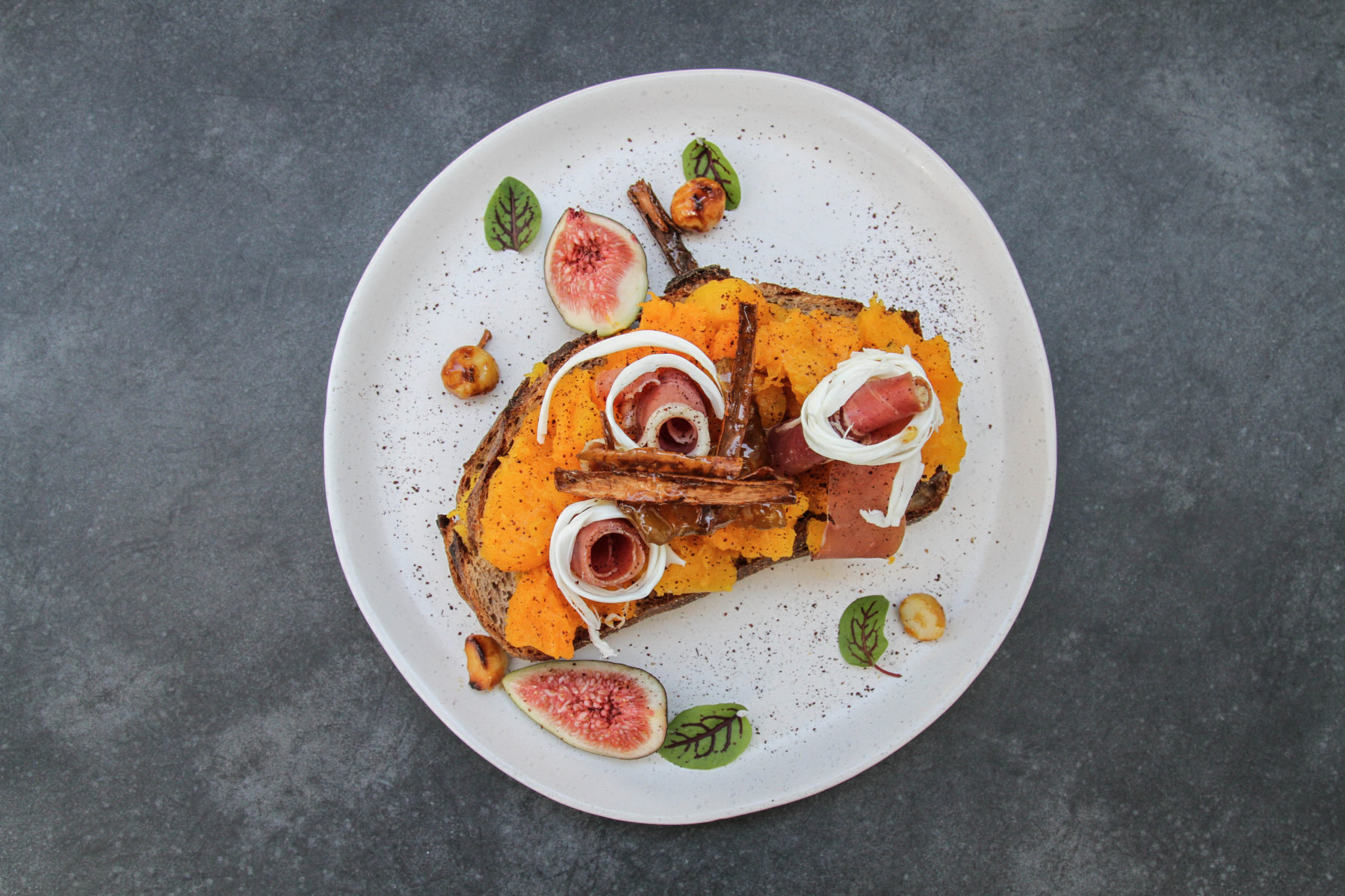 Pumpkin & Rye Stack 1