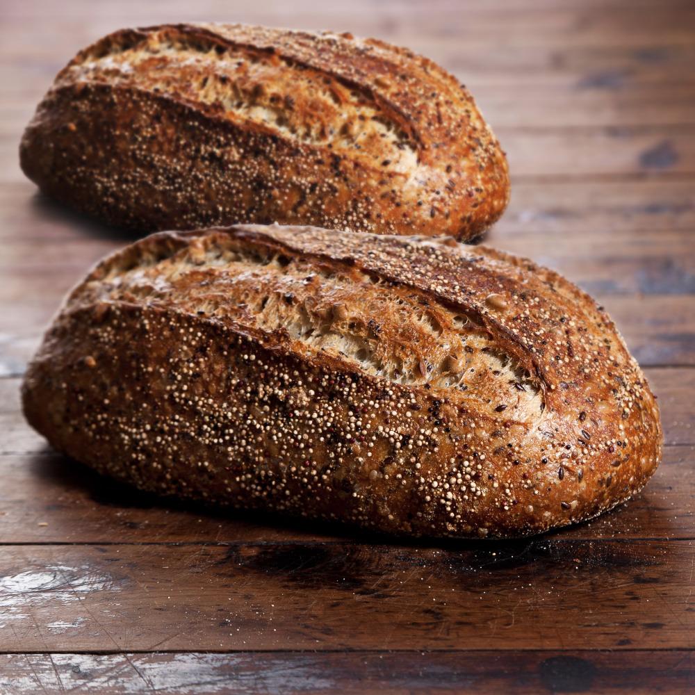 Quinoa & Soya Loaf 690g Image