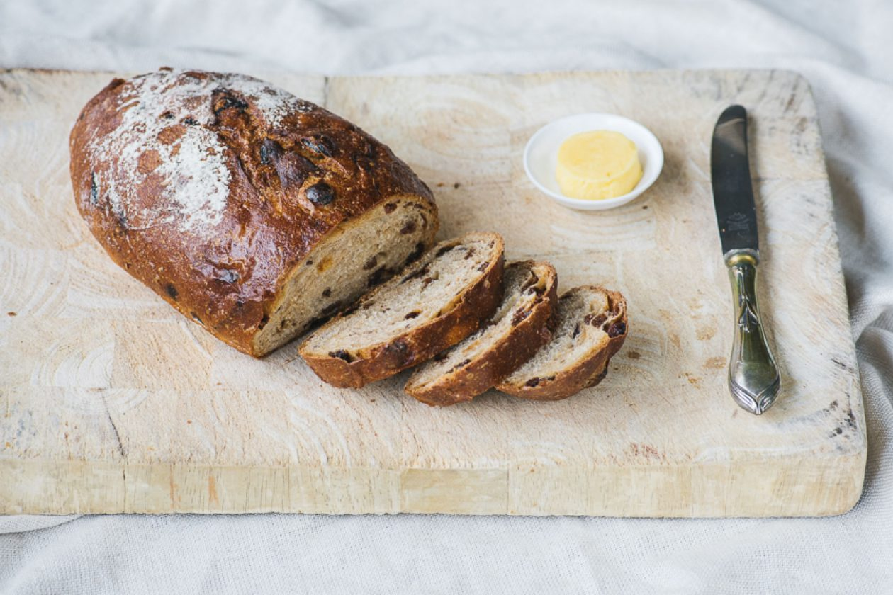 Sour Cherry | Fruit Loaf Baked Fresh by Brasserie Bread