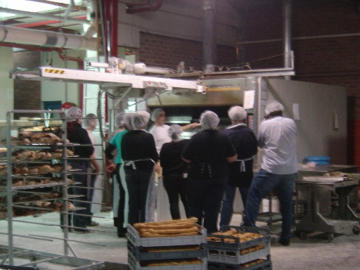 Post image for Tweetbake 1 – Artisan Baking Workshop